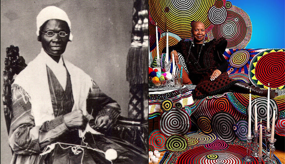 Sojourner_Truth_and_Xenobia_Bailey